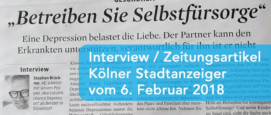 Betreiben Sie Selbstfürsorge – Interview